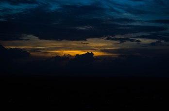 Sando Hill Sunrise